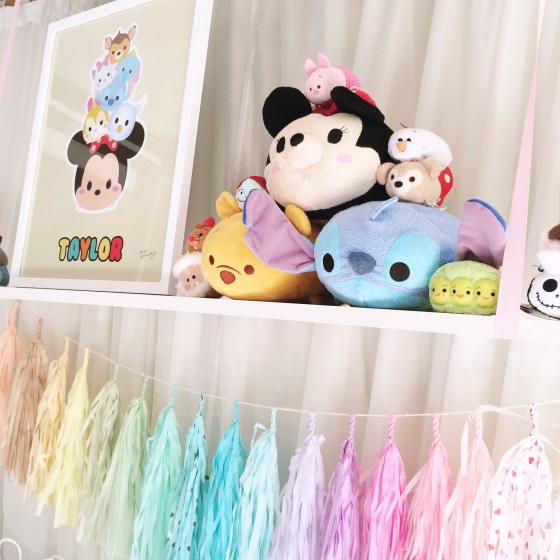 Rainbow Tsum Tsum Birthday Party Kristen Moux Events